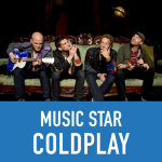 RMC 1 - Music Star Coldplay